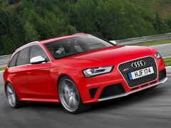 Over �7K VED for an RS4? Ouch...
