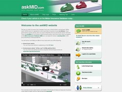 Ask MID website instantly confirms cover