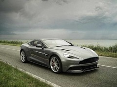 All-carbon new Vanquish represents  VH 4