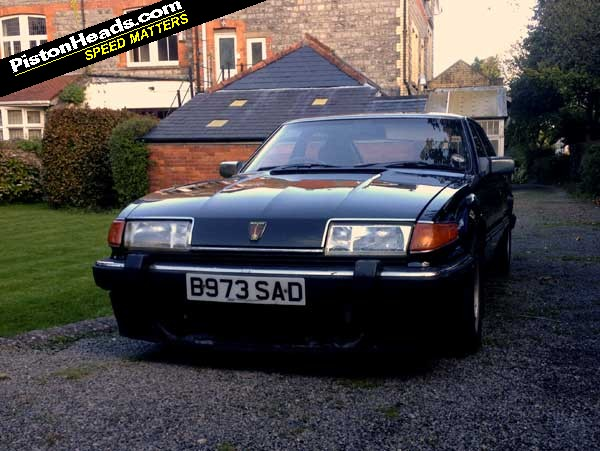 Re Ph Carpool Rover Sd1 Vitesse Page 1 General