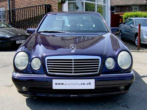 Mercedes e55 for sale uk another cars logs you know you want to mercedes e55 amg w210 pistonheads sciox Gallery