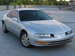Fourth-gen Prelude a Setright favourite