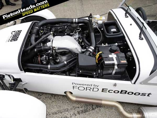 Ford 1.0 ecoboost crate engine