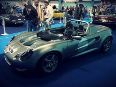 Elise Sprint concept at the 'motor show'