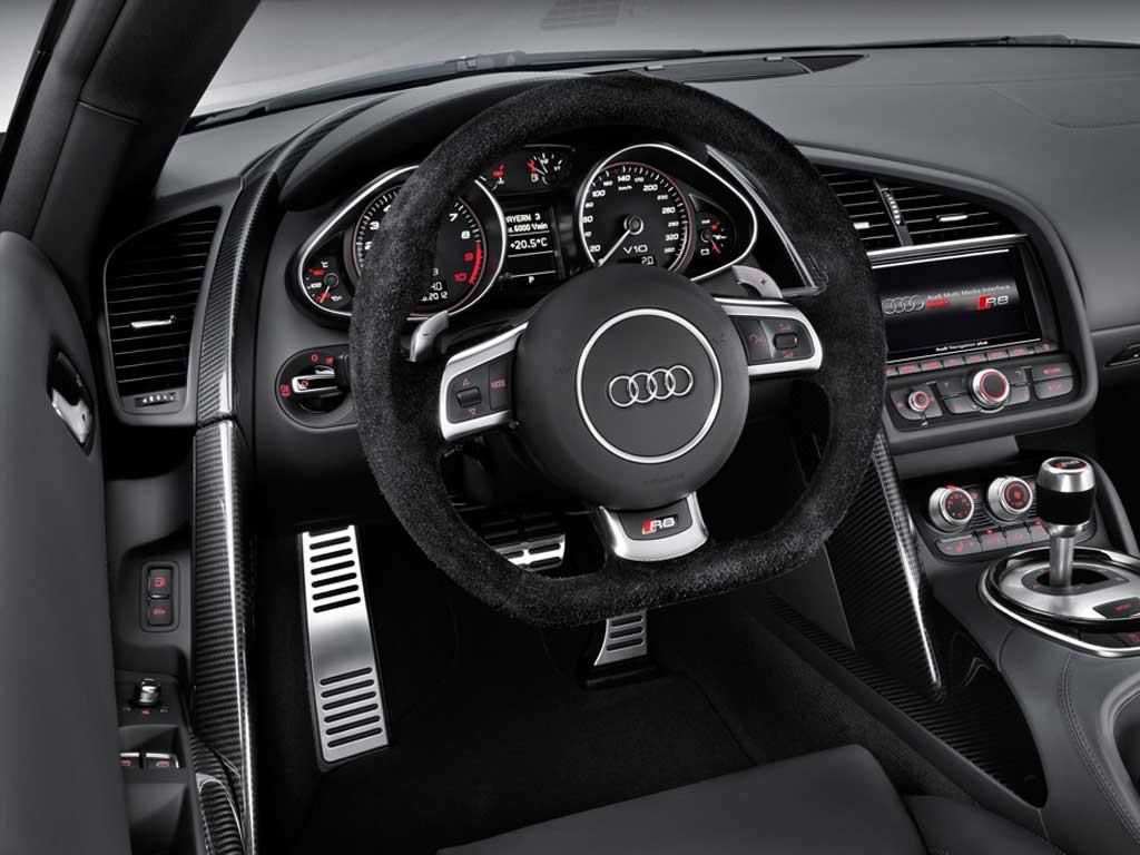 Driven Audi R8 Facelift Pistonheads