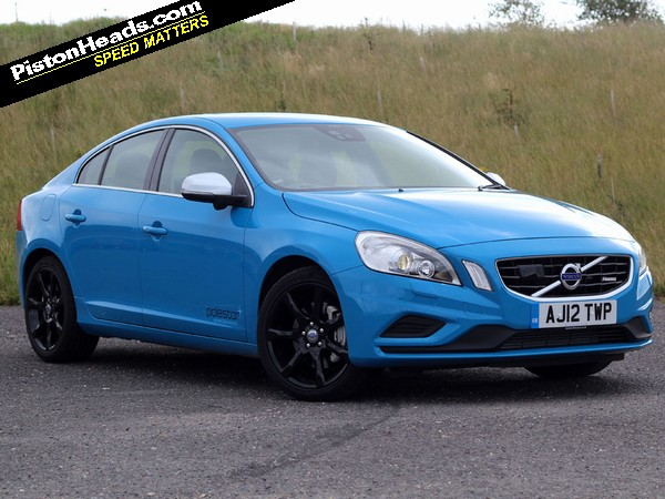 Volvo S60 For Sale >> Driven Volvo S60 T6 Polestar Pistonheads