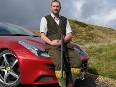 Ferraris and firearms - a winning combination!