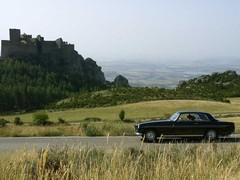 Four-up touring around Europe in style
