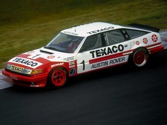 Burly touring cars were a feature of 80s racing