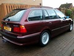 Classy colour, V8, MOT'd until next spring...