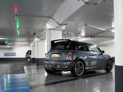 Mini's own GP Works has just over 11K on it