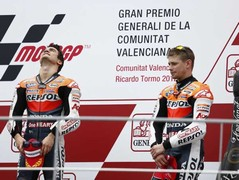 Pedrosa soaks up the glory after a hard season