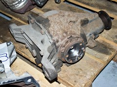 'Borrowed' limited-slip diff installed