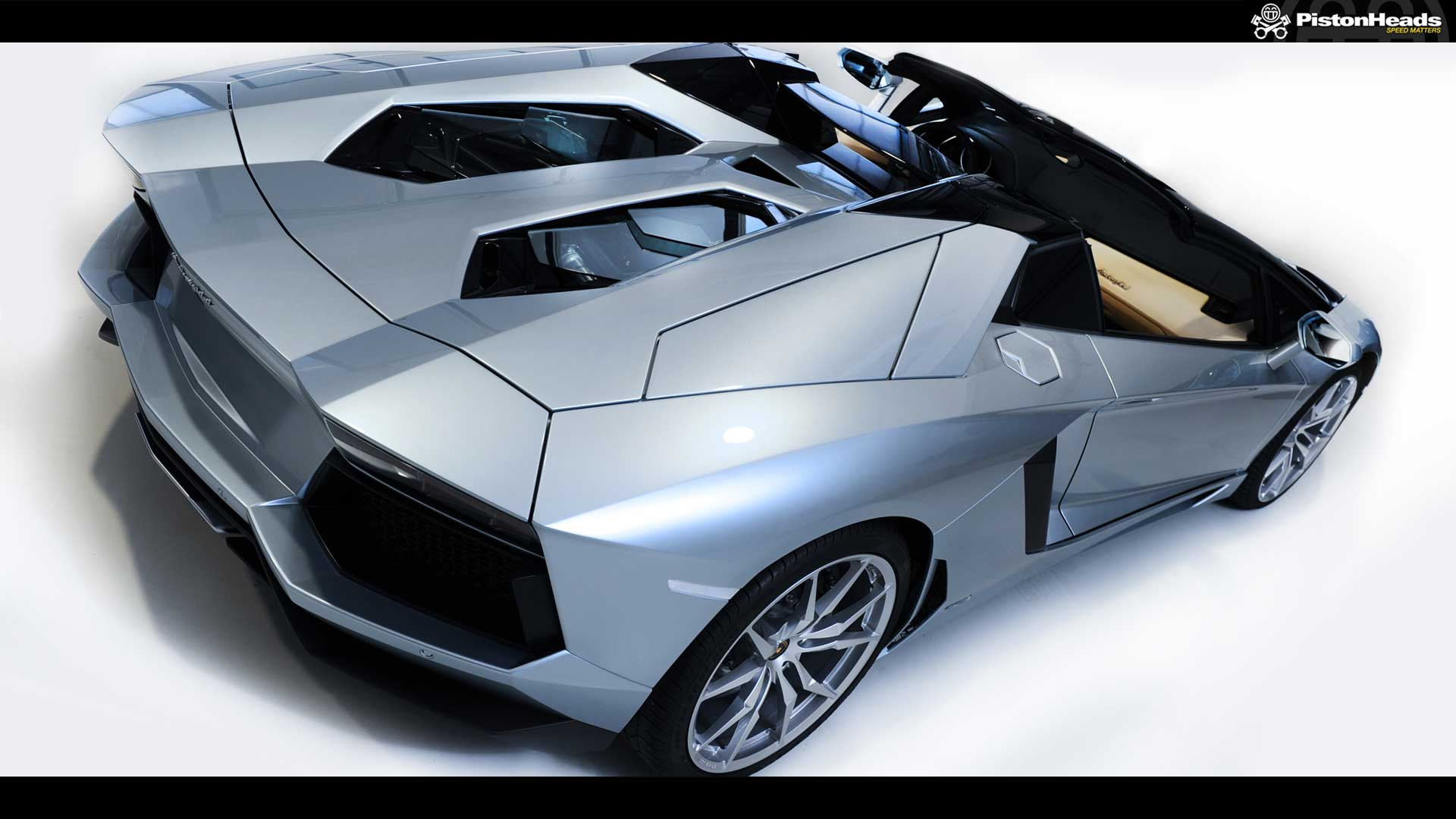 Pic Of The Week Aventador Roadster Pistonheads