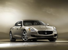 Ghibli likely to resemble shrunken Quattroporte