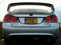 JDM car puts boot into the UK Civic