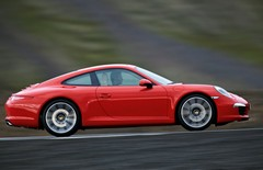 """Even more evolutionary"". The 911"