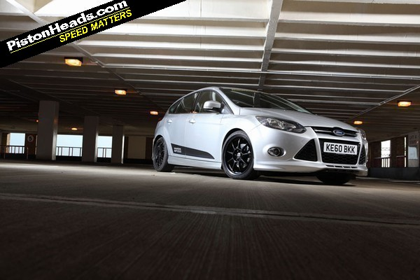 Driven Ford Focus Zetec S Mountune Mp200 Pistonheads