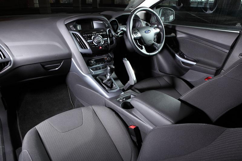 Driven: Ford Focus Zetec S Mountune MP200 | PistonHeads