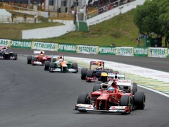 Wasn't a dull moment at Interlagos