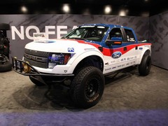 Competition-spec Raptor: mad, in a good way