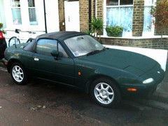 For less than the cost of a service on the TVR...