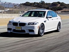 White M5 makes sense ... in California