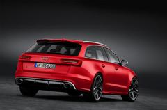 New RS6 will be 100kg than outgoing model