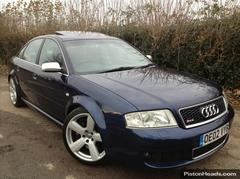 Original RS6 can now be had for under £10,000