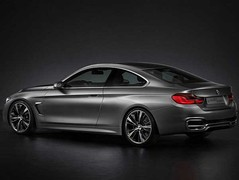 Sleeker lines for 4 Series coupe concept