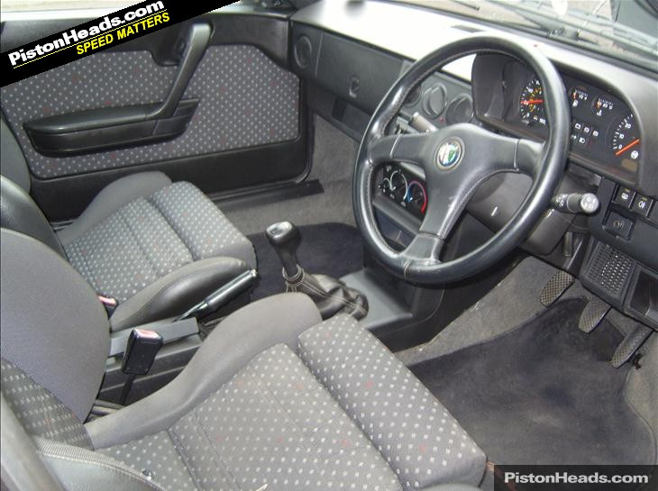 Signs Of Transmission Going Out >> You Know You Want To: Alfa Romeo 33S 1.7i 16v P4 | PistonHeads