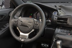 Swiitchable dash inspired by LFA