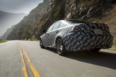 Lexus is staking its wedge on hybrids