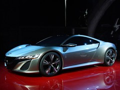 Next NSX has been much teased in concepts