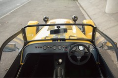 Caterham Supersport on Nothing But The Essentials In True Caterham Style
