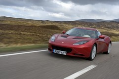 More toys than 'basic' Evora, but does it need 'em?