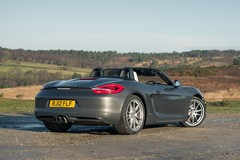 New Boxster is longer, wider and lower