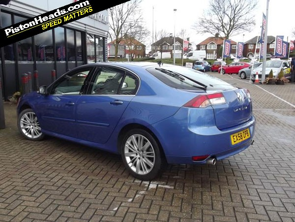 re: spotted: renault laguna sport gt - page 1 - general gassing