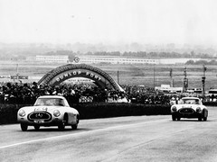 Original 300SL won Le Mans in 1952