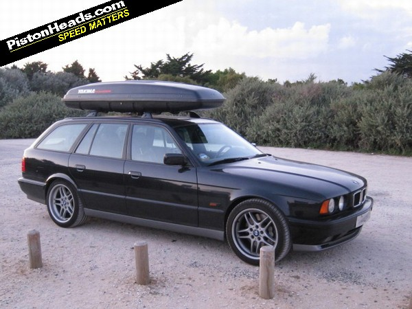 Re Ph Carpool Bmw M5 E34 Touring Page 1 General
