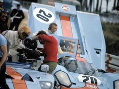 GT40 camera car sold recently [NY Daily News]