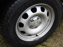 Steel wheels - remember them?