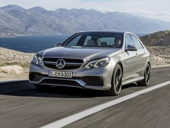 New AMG grille and more power behind it