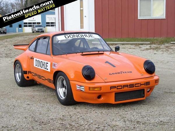 Spotted Porsche 911 Rsr Iroc Pistonheads