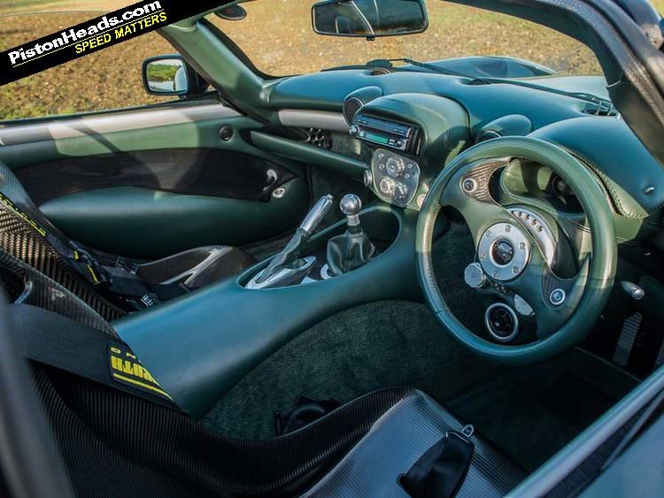 ph carpool tvr tuscan 2 ls7 pistonheads. Black Bedroom Furniture Sets. Home Design Ideas