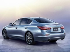 'Slightly mysterious' - and that's Infiniti talking