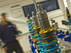 Gold anodising attracts Midas-like attention