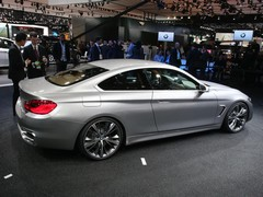 4-Series longer, lower and wider than 3