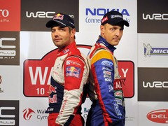 Loeb's retirement means Hirvonen's favourite
