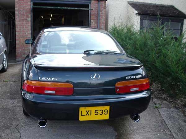 SOTW Lexus Soarer  PistonHeads